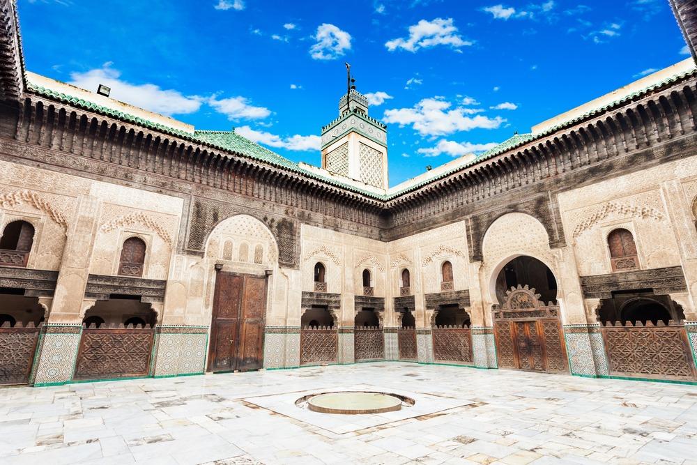 Medersa de Bou Inania - Guide Maroc - Hors Circuit