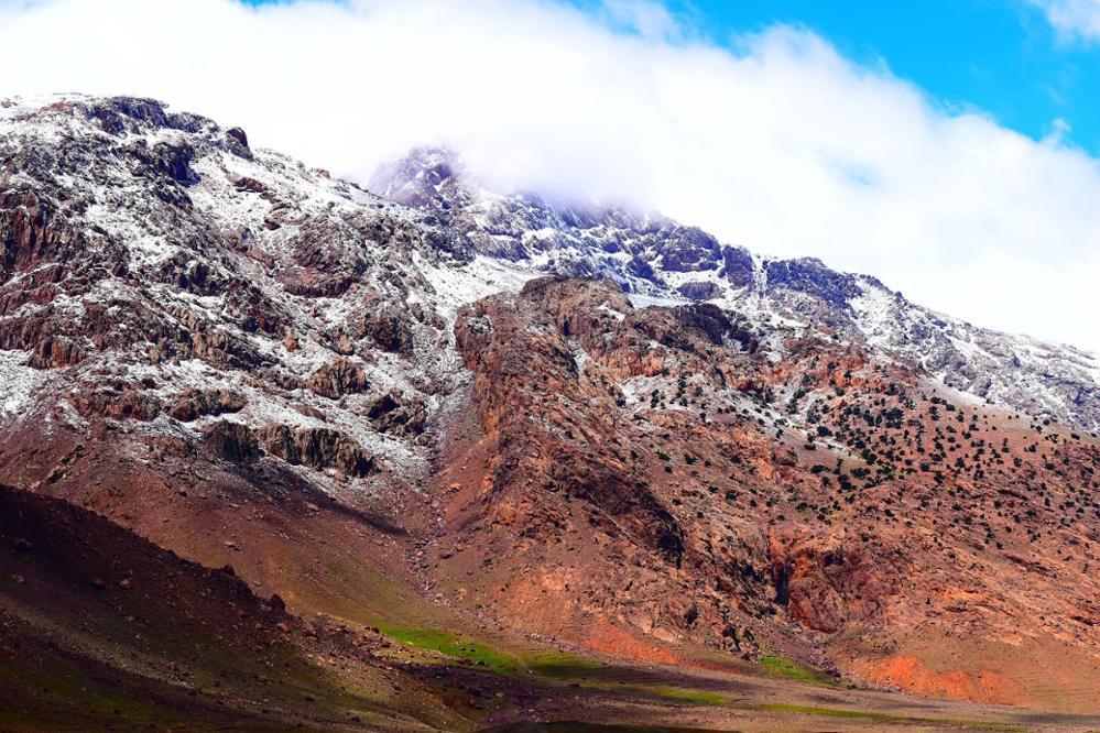 Le Maroc, pays des montagnes