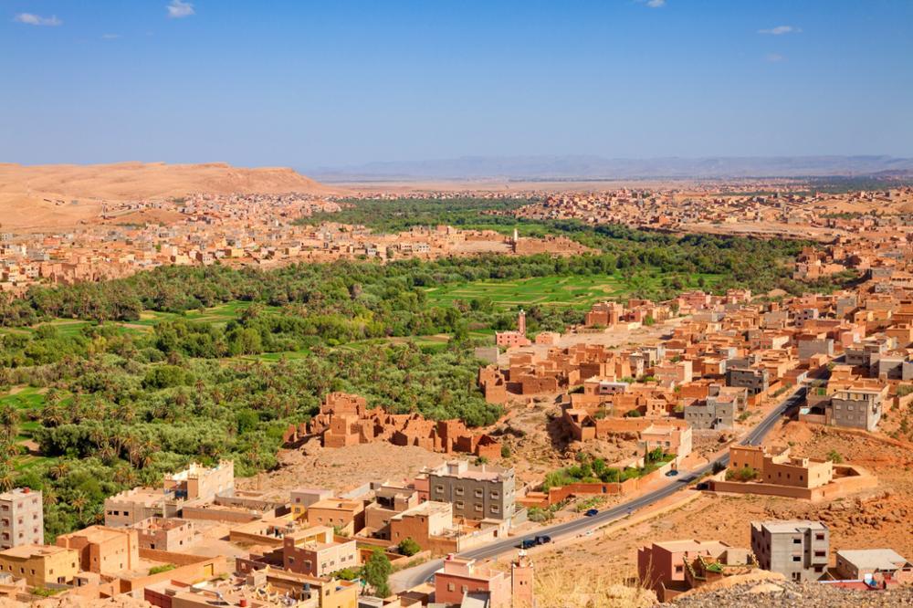 Les plus belles oasis du Maroc