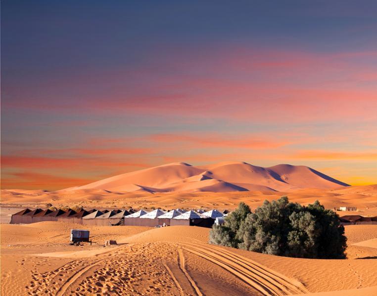 Meilleure saison pour venir au Maroc