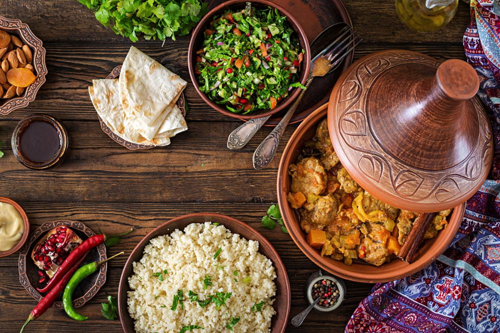 Les tajines du Maroc