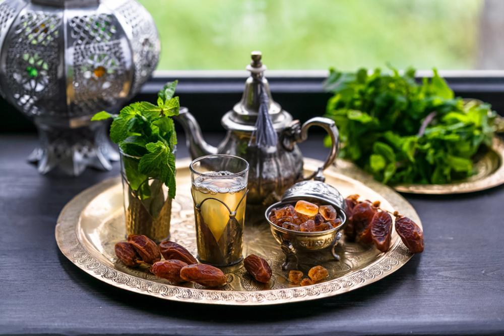 Manger au Maroc